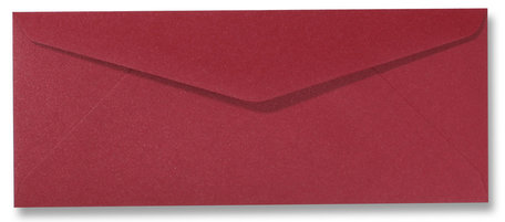 Metallic red 9x22cm
