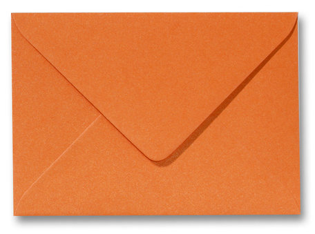 Metallic orange 12x18cm per 50 St.