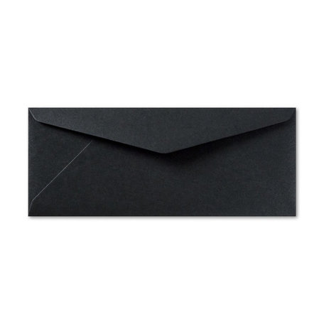 Metallic Black 9x22cm